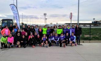 Manises celebra l'èxit de les trobades 10KFem de Running Femení