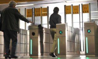 Manises reserva 160.000 euros per a l'abonament anual de Metrovalencia de persones majors