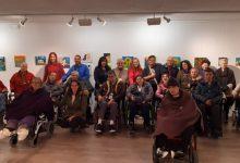 """Quart de Poblet inaugura la primera """"Muestra de Arte y Artesanía"""" en el Centro de Tipología Mixta"""