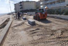Sueca calcula dues setmanes per a deixar neta la zona marítima després de Gloria