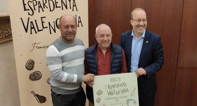 Alzira busca la millor espardenyà en la quarta edició del concurs gastronòmic