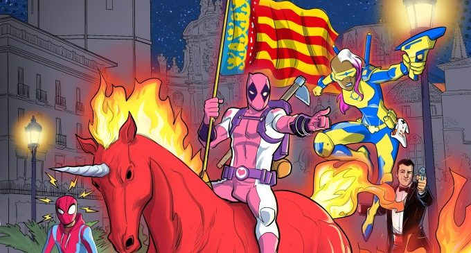 Tot el que necessites saber abans d'anar al Saló del Còmic de València