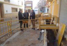 El Ayuntamiento de Massamagrell y Aguas de Valencia realizan actuaciones para evitar vertidos residuales al mar