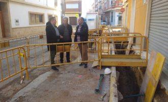 L'Ajuntament de Massamagrell i Aigües de València realitzen actuacions per evitar abocaments residuals a la mar