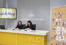 València organitza diferents actes per a commemorar el 8-M