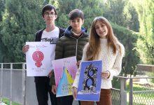 Gal·la Marín guanya el IV concurs de cartells per la dona