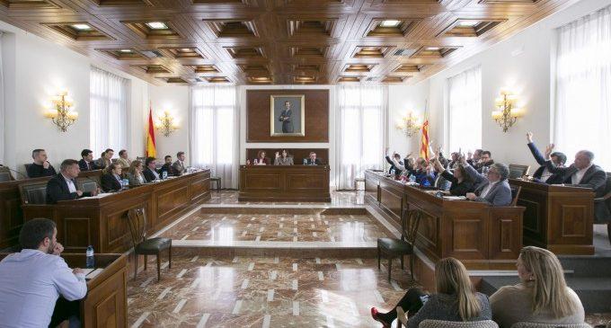 Gandia aprova la plantilla de personal i els pressupostos per al 2020