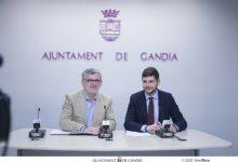 Gandia invertirà 696.000 euros per a reparar els danys de l'incendi de Marxuquera
