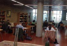 Les biblioteques de Paterna amplien l'horari en cap de setmana durant febrer