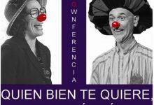 Espai Dona de Burjassot programa una clownferencia dentro de sus actividades del mes de febrero