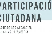 Carcaixent dóna a conéixer el Pacte de les Alcaldies pel Clima i l'Energia