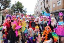 Las Fallas toman impulso este fin de semana en Paterna con la Cabalgata del Ninot y la noche de orquesta