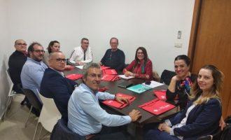 Celebrada una reunión para planificar el calendario comercial de 2020