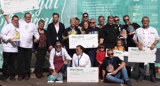 Bon Aire del Palmar guanya el Concurs de Paella de Fetge de Bou 2020