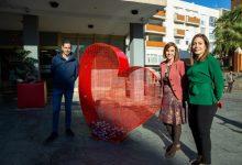 Corazones solidarios en Mislata