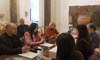 Cullera i Roma reforcen la seua cooperació en projectes europeus