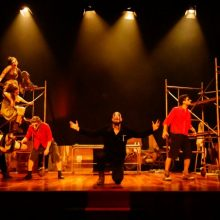 Divines paraules d'Arrel-Teatre guanya el XXXVII Concurs de Teatre Vila de Mislata