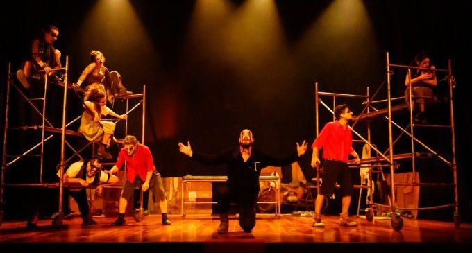 Divines paraules de Arrel-Teatre gana el XXXVII Concurs de Teatre Vila de Mislata