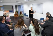 Primera reunió amb els clubs esportius de cara a la construcció del nou pavelló de Paiporta