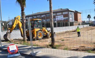 Benetússer amplia i millora el Parc Montealto