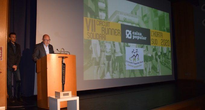El VII Circuit Caixa Popular de Runner Solidari Horta Sud anuncia su calendario oficial en Benetússer