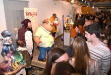 Paiporta dona inici a les seues Falles amb la inauguració de L'Exposició del Ninot