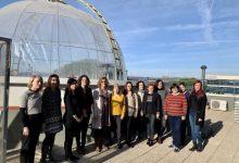 Paula Tuzón reconeix a les investigadores del CEAM