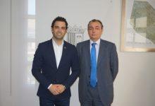 Sagredo presidirà la Comissió d'Indústria de la Federació Valenciana de Municipis i Províncies