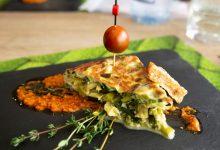 Cuál es la mejor tortilla de ajos tiernos de Xàtiva?