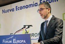"""Arcadi España: """"La llei hauria de considerar que els ports amb beneficis destinen un percentatge a inversions sostenibles"""""""