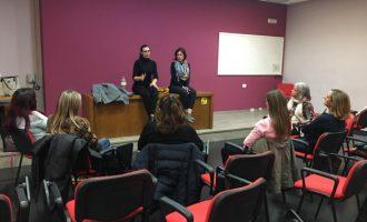 Almussafes ofereix formació en llenguatge de signes a AECAL i Guàrdia Civil