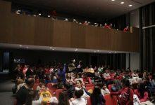 """Primeres sessions de """"Cinema en valencià a l'escola"""" a Torrent"""