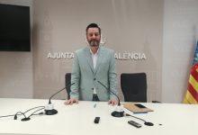 Carlos Galiana assumeix les competències de Pere Fuset i remarca que no hi haurà canvis per a les Falles de València 2020