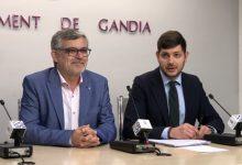 El gobierno de Gandia aprueba con unanimidad de las fuerzas sindicales la plantilla de personal del Ayuntamiento