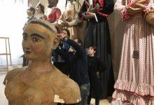 El gigante la Turca vuelve al Museo del Corpus de Xàtiva