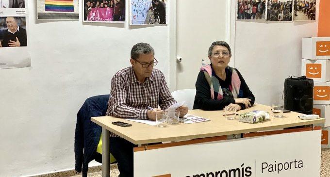 Compromís per Paiporta impulsa el debat sobre la mort digna com una defensa de la llibertat