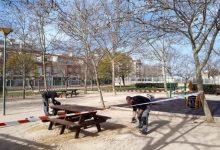 Paterna renova el mobiliari urbà amb materials 100% reciclats