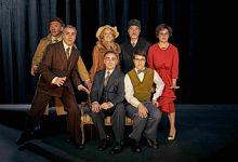 IVC presenta la comedia 'Nekrassov en el Teatre Principal de València