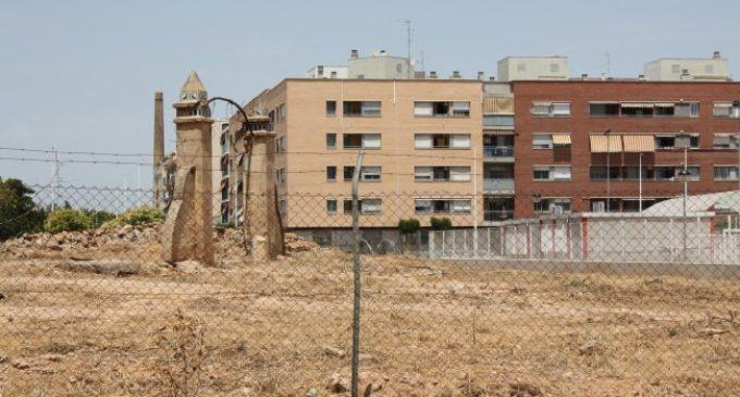 Catarroja inicia el pla de neteja dels solars municipals