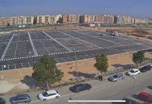 Quart de Poblet inaugura un nou aparcament dissuasiu amb més de 500 places