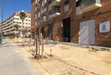 L'Ajuntament de Paterna inicia la reurbanització de l'entorn del carrer dels Roses en el barri de Santa Rita