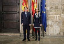 Puig y Maroto acuerdan desarrollar proyectos para generar riqueza y empleo en la Comunitat Valenciana