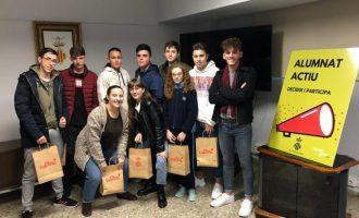 Mediadors juvenils faran d'enllaç entre l'Ajuntament i l'alumnat de Cullera