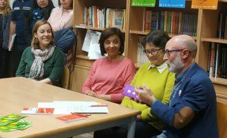 Comienza un nuevo Curso de Voluntariat pel valencià en la Escuela de Adultos de Catarroja