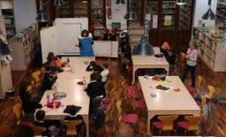 'Bon dia, Biblioteca' complix 30 anys