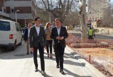 Xàtiva finalizará la urbanización del entorno de la plaza España en abril