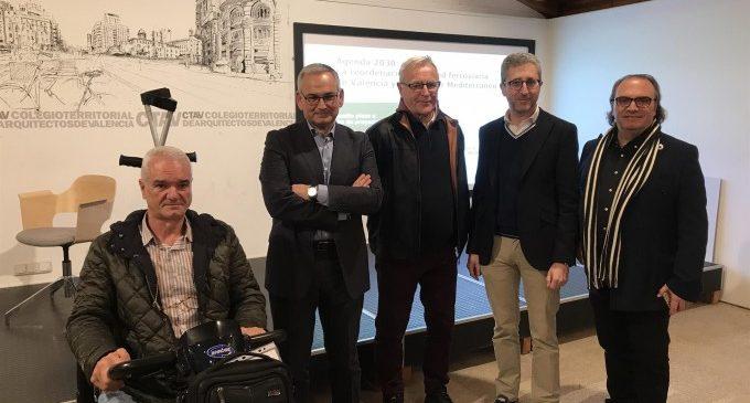 """Boira proposa una """"agenda 2030"""" per a coordinar quatre projectes """"bàsics"""" en la Comunitat pel Corredor Mediterrani"""