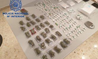 """Detingudes sis persones que venien droga mitjançant un servei de """"telecoca"""""""