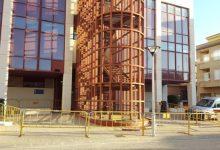 L'Ajuntament repara l'escala d'emergència del Centre de Salut d'Almussafes