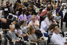 L'esdeveniment solidari de perruqueria Beauty València suma 2.000 participants i visibilitza el DCA, però no bat el Guiness